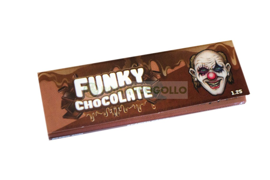 PAPEL FLAVOURS 1.25 FUNKY CHOCOLATE (LION ROLLING CIRCUS) 0