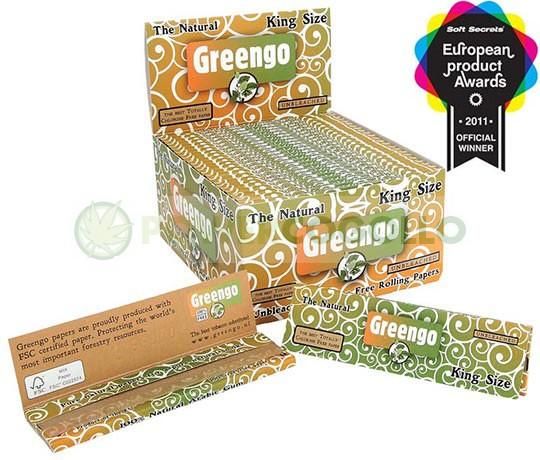 Papel Greengo King Size regular 0