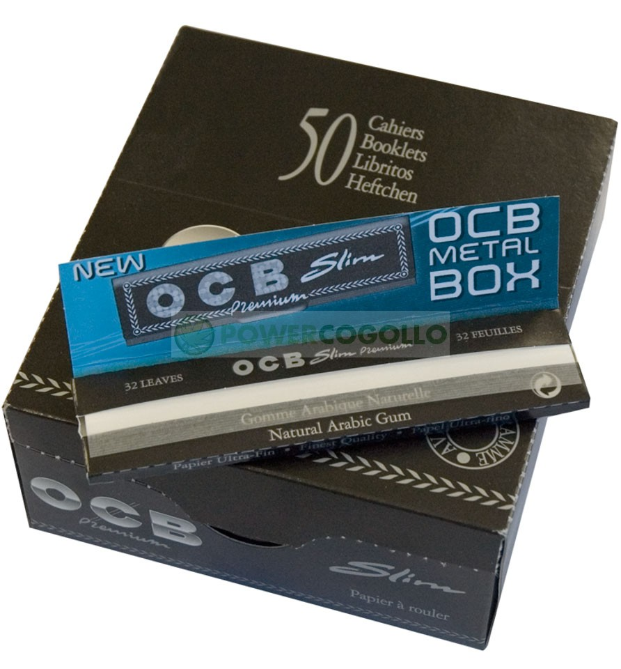 Papel Ocb Premium King Slim Size 1