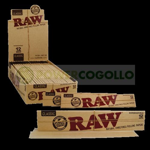 Papel RAW 30 cm tamaño GIGANTE 3