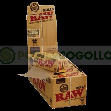 Papel Raw Rollo 3 metros 1
