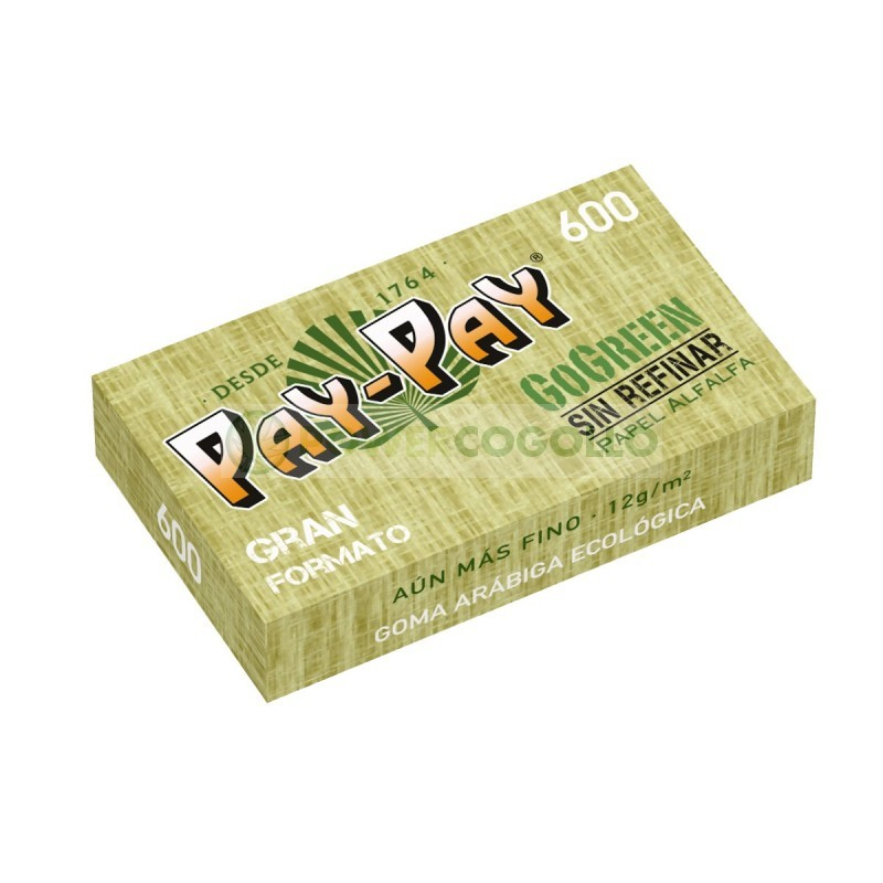 Pay-Pay GoGreen Verde 600 Papeles 0