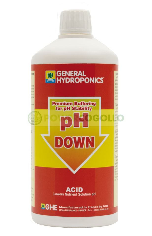 Ph Down (Reductor Ph-) GHE 1