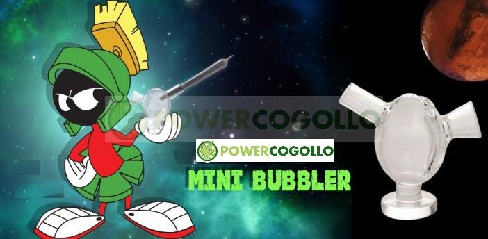 Pipa Blunt Bubbler Mini Martian 1