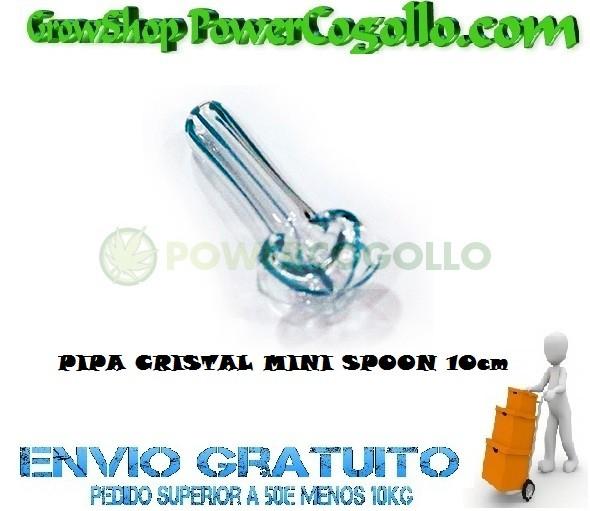 PIPA CRISTAL MINI SPOON 10cm 0