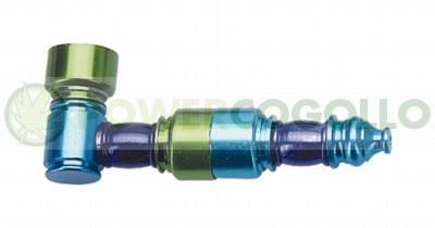 Pipa de Aluminio Colores 1
