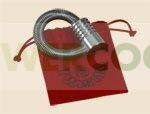 Pipa Metal Twister Pequeña 80 mm 0