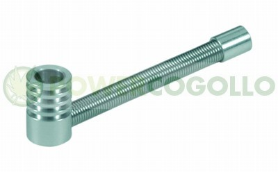Pipa Metal Twister Pequeña  1