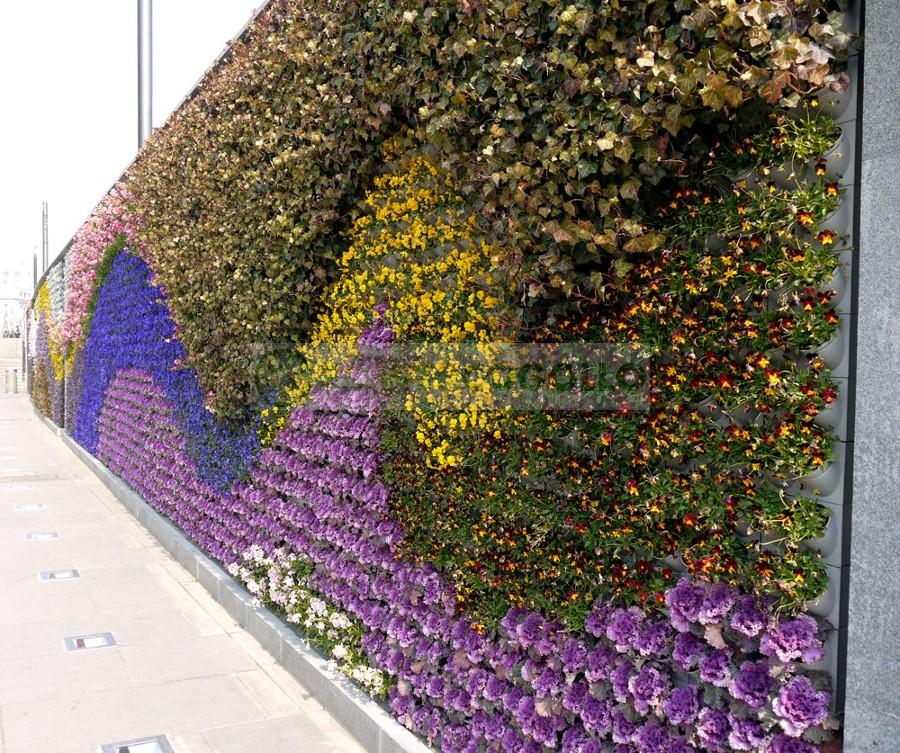 Jardín Vertical Pixel Garden  3