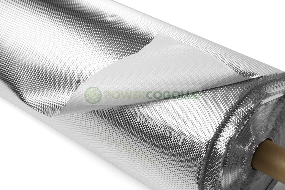 Plástico Reflectante ECO Diamond Mylar (10mt) 2
