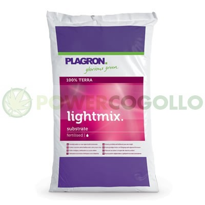 Sustrato Light Mix 25L Plagron 0