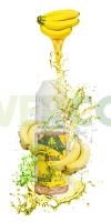 Esencia sabor a Plátano Cigarro Electrónico E-Liquid 0