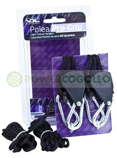 Polea Pro-Grip VDL Colgar Focos Cutlivo 0