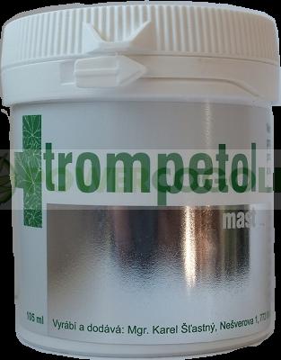 Trompetol Pomada 30ml con Marihuana y CBD 0