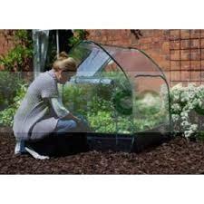 Pop Up Plástico para Grow Bed protector invernadero 0