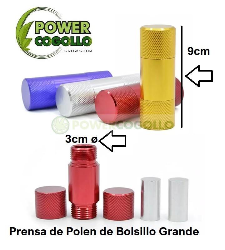 Prensa de Polen de Bolsillo Grande 0