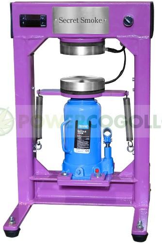 Prensa-Hidraulica-20-Toneladas-para-Extracción-RosinTech 0