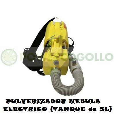 PULVERIZADOR ELECTRICO NEBULA (TANQUE 5L) 1