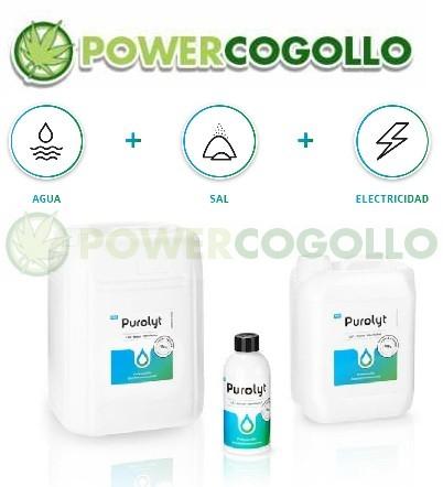 Purolyt Desinfectante 5 Litros 1