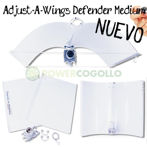Reflector Adjust-A-Wings Defender Blanco 1