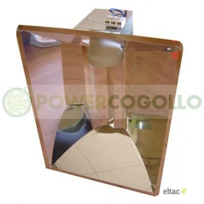 Reflector Megalux Liso con Casquillo 1