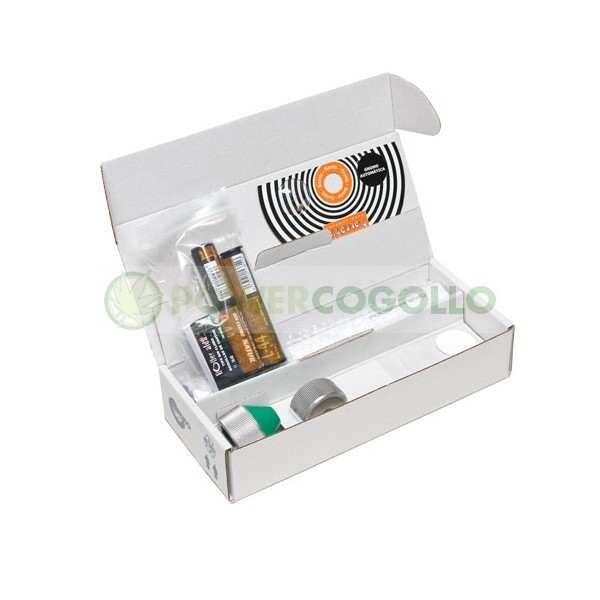 Kit Roller Extractor BHO Acero 1