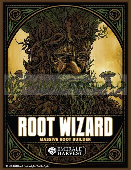Root Wizard (Emerald Harvest) 1