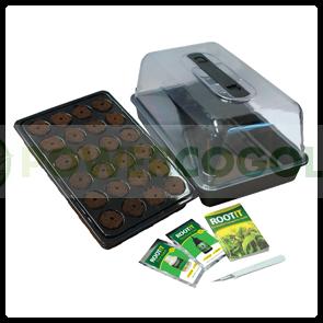 Kit Propagación + Invernadero Root!t 1