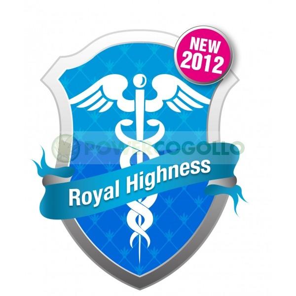 Semilla con CBD alto Royal Highness 0