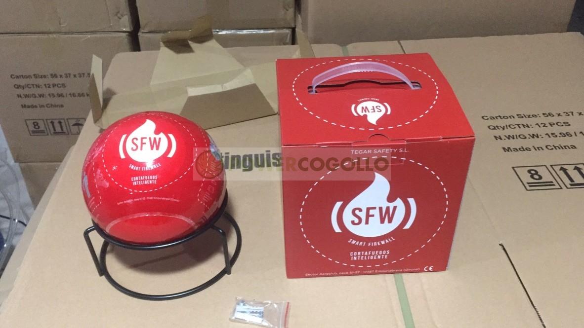 SFW Extintor Bola automático 0