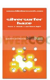 Silver Surfer Haze (Blim Burn Seeds) Semilla feminizada Marihuana 0