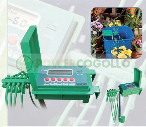 Sistema de irrigación automático para tu cultivo de marihuana 0