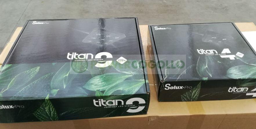 SISTEMA 4-120W LED TITAN SOLUX 2