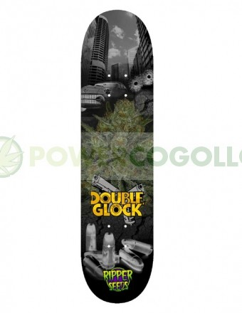 SKATE DOUBLE GLOCK 0