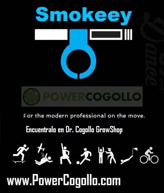 Smokeey (Anillo silicona) 1