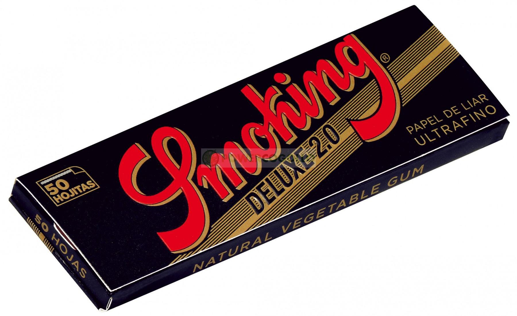 Papel Smoking Deluxe 1/4 0