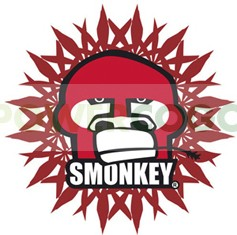 Camiseta The Fabulous Budman de Smonkey T-Shirt Marihuana 1