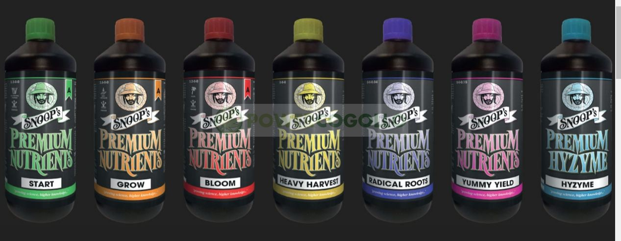 SNOOP´S PREMIUM NUTRIENTS 0