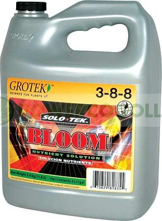 Solo-Tek Bloom (Grotek) 0