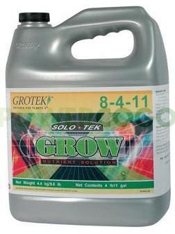 SOLO-TEK GROW (GROTEK) CRECIMIENTO. 0