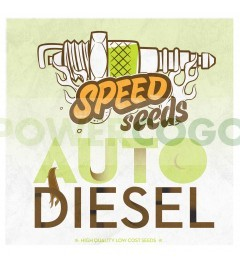 Auto Diesel (Speed Seeds) Semilla Feminizada Autofloreciente Granel Barata 0