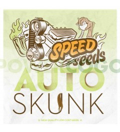 Auto Skunk 60 unds (Speed Seeds) Semilla Feminizada Autofloreciente Cannabis 0