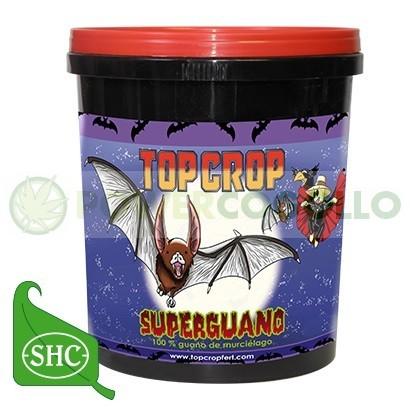 SUPERGUANO (100% GUANO DE MURCIELAGO) TOP CROP-1KG 1
