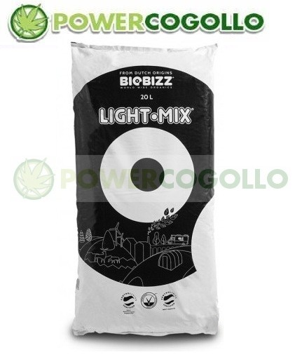 Sustrato Light-Mix 20 Lt (Bio Bizz) 0