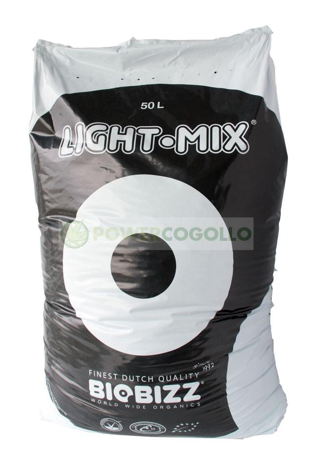 Sustrato Light-Mix 50 Lt (Bio Bizz) 0