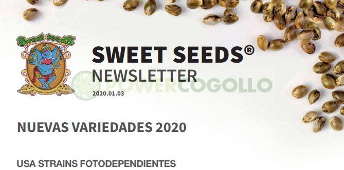 Sweet Zkittlez Feminizada (Sweet Seeds) 2