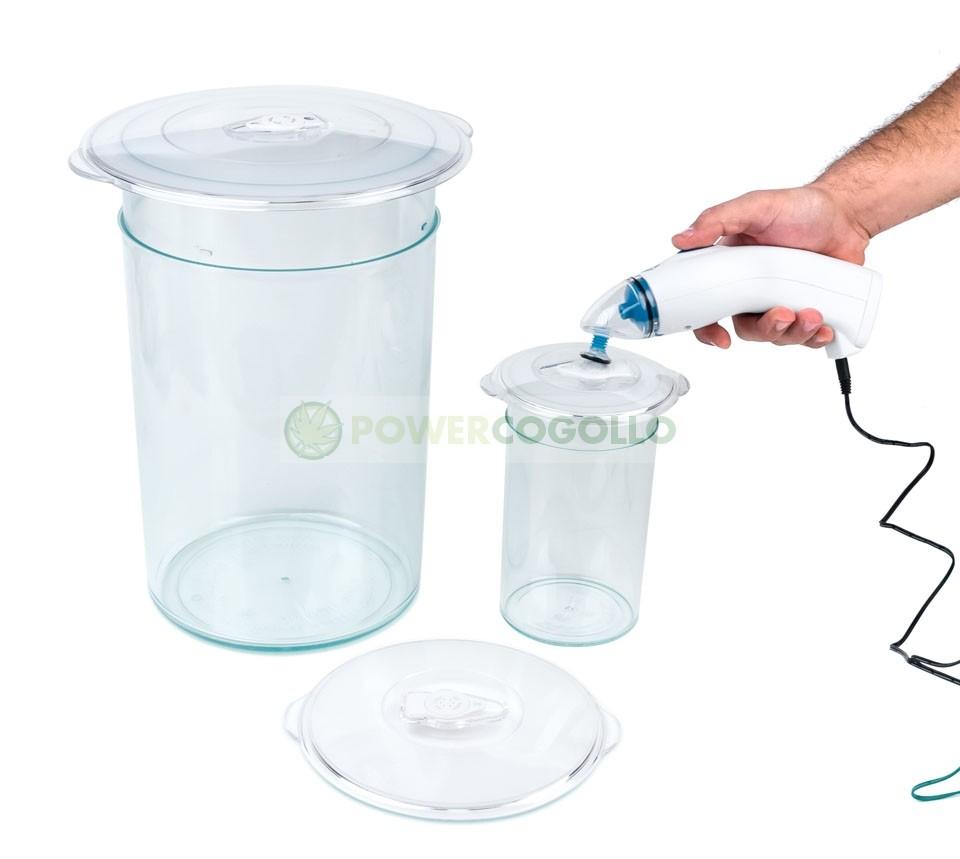 Comprar Tapas de Vacío Universales Vacumax, envasar vacio cogollos 1