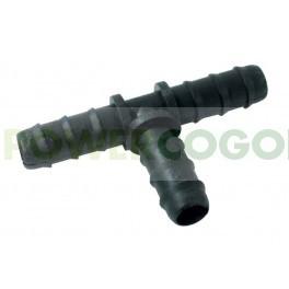 Unión T 16mm  Para riego por goteo. 0