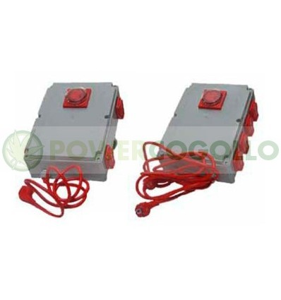 Temporizador 8x600 w ECO (GSE) 1