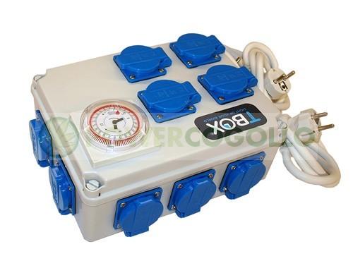 Temporizador de 12x600W TEMPO BOX 1